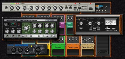VST effects