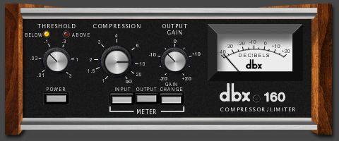 Dbx 160 Vst Download